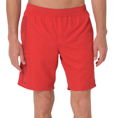 Animal Mens Belos Boardshorts | Red