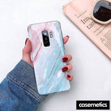 Bling Marble Samsung Case (Limited Edition) 05 / For Galaxy S10