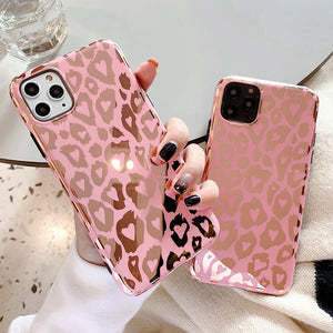 Luxury Pink Leopard Case (Exclusive)