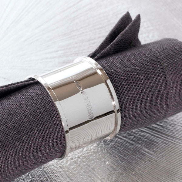 Buckingham Sterling Silver Napkin Ring
