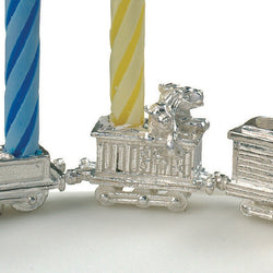 Circus Train Lion Carriage Candleholder