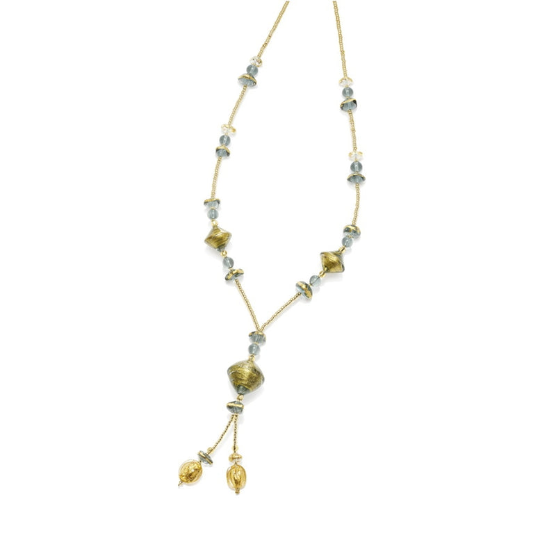 Accademia Murano Glass Necklace