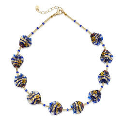 Angelina Murano Glass Necklace