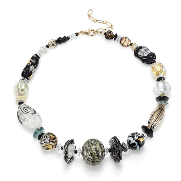 Artemis Murano Glass Necklace