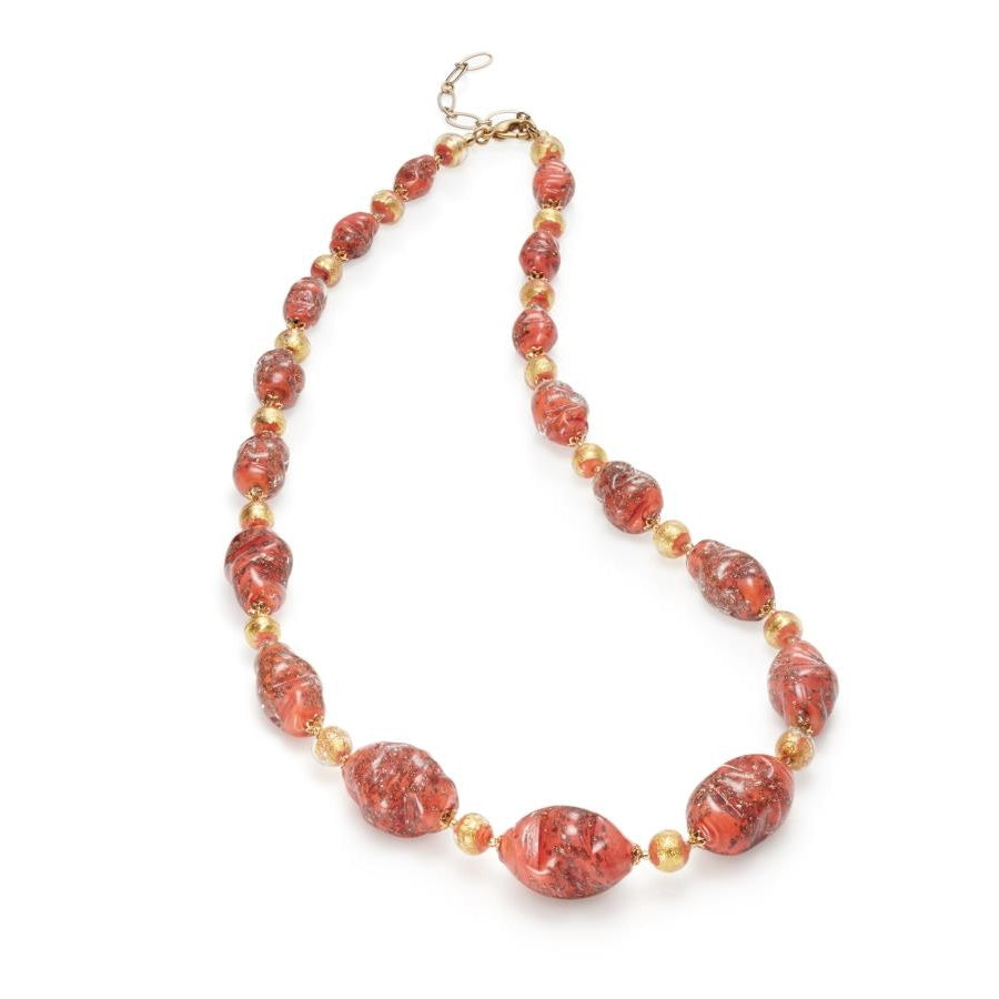 Coraline Murano Glass Necklace Clearance Save 100 Braybrook Britten