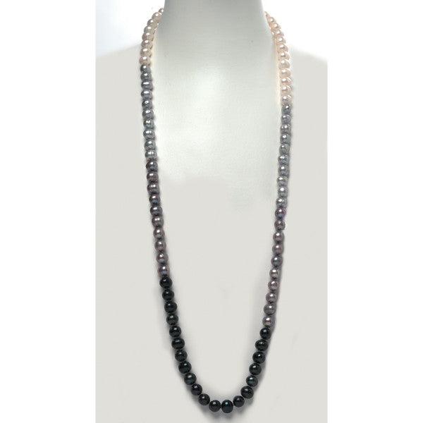 Shadowe 10mm Pearl Necklace