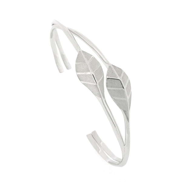 Lyndon Sterling Silver Bangle