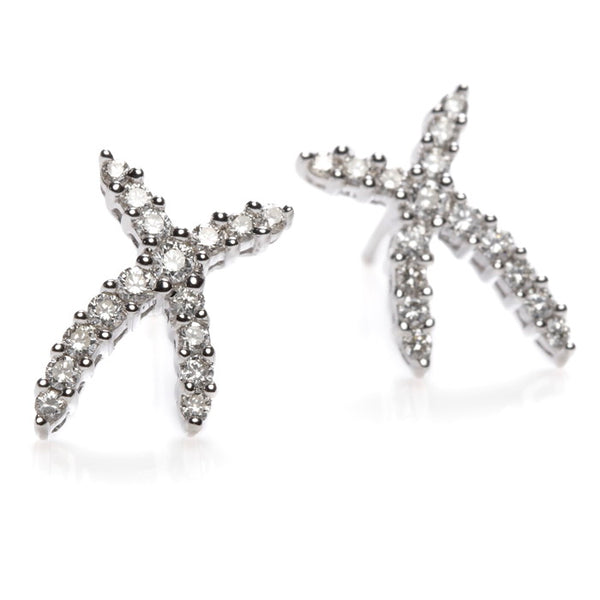 Kiss Diamond Studs CLEARANCE save £170