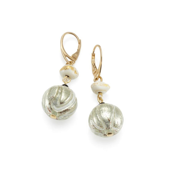 Artemis Murano Glass Earrings