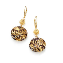 Palazzo Murano Glass Earrings