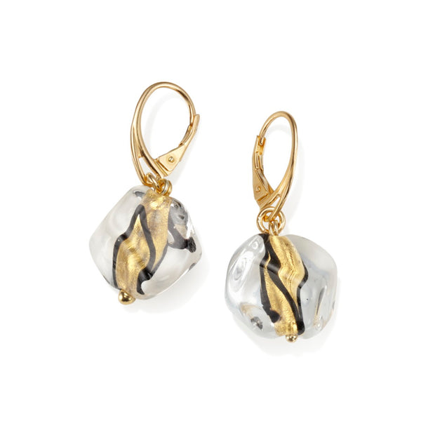 Pepitoro Murano Glass Earrings