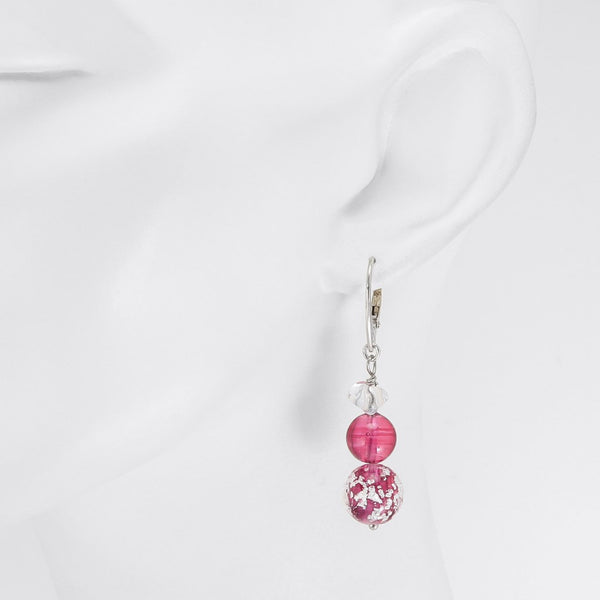 Valentina Murano Glass Earrings