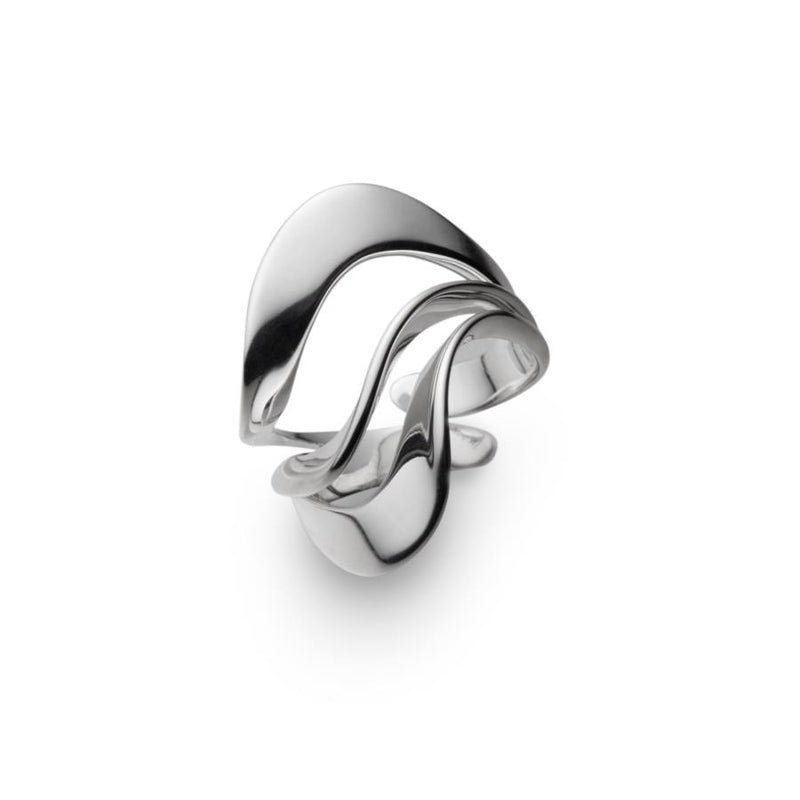 Ravelle Sterling Silver Ring (Adjustable)