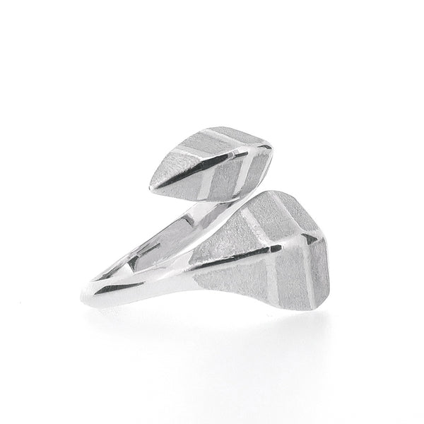 Lyndon Adjustable Sterling Silver Ring