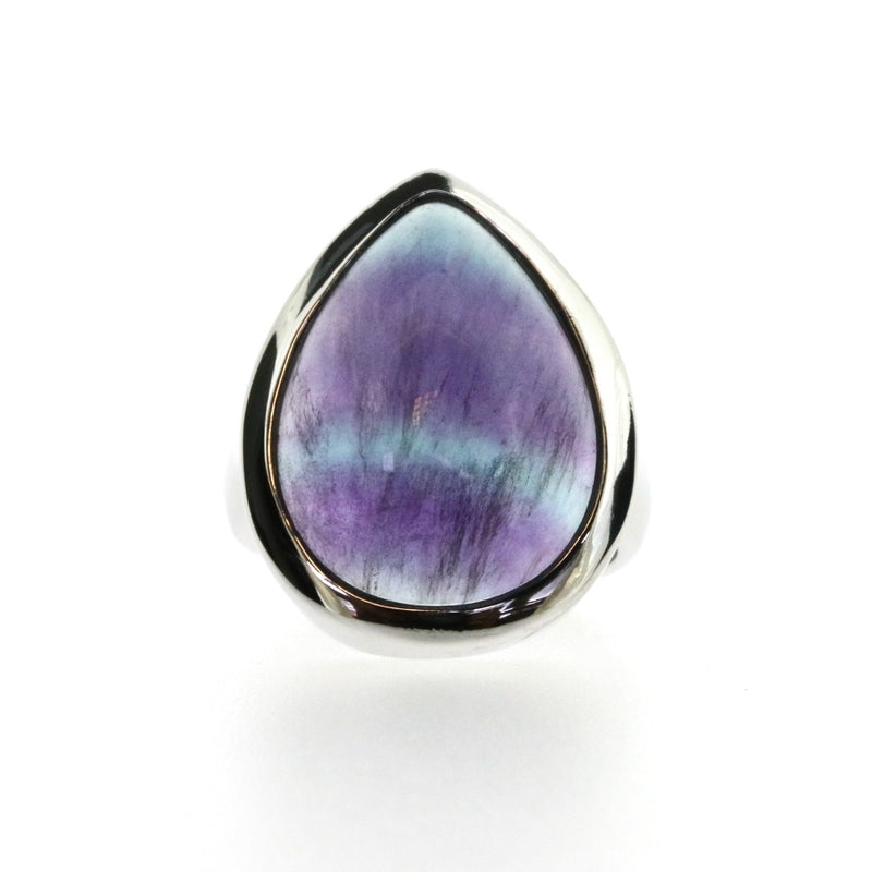 Giverny Fluorite Ring