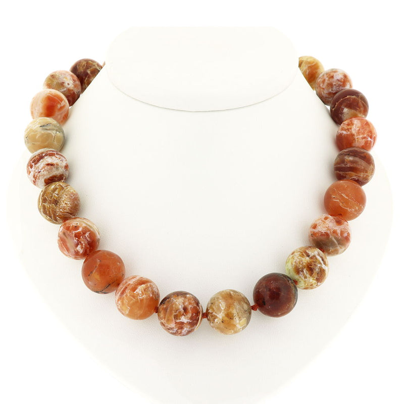 R10 Brandy Opal Necklace SAMPLE