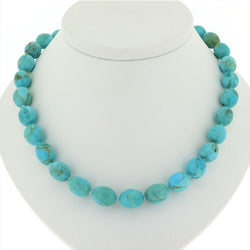 R11 Kingman Turquoise Necklace SAMPLE