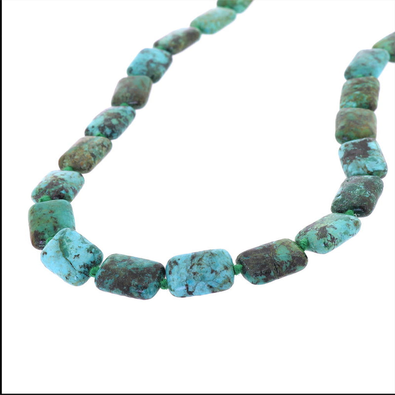 R12 African Turquoise Necklace SAMPLE