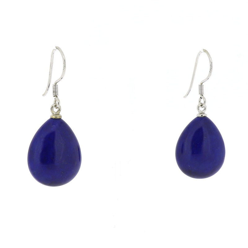 Nousha Lapis Lazuli Drop Earrings