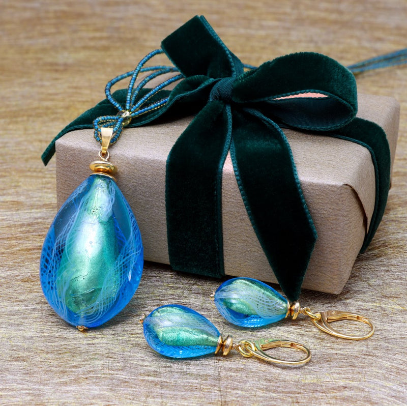 Spirito Murano Glass Earrings