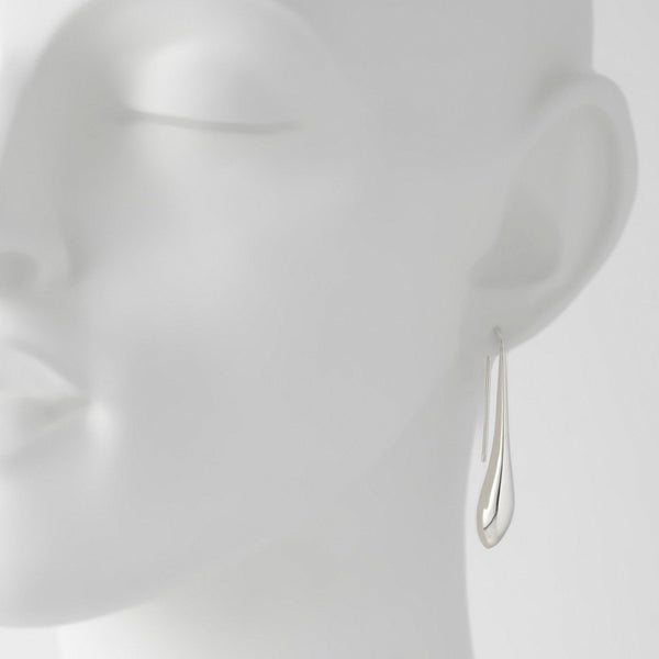 Anther Silver Earrings