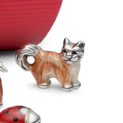 Omar the Cat Cracker Charm CLEARANCE save £20