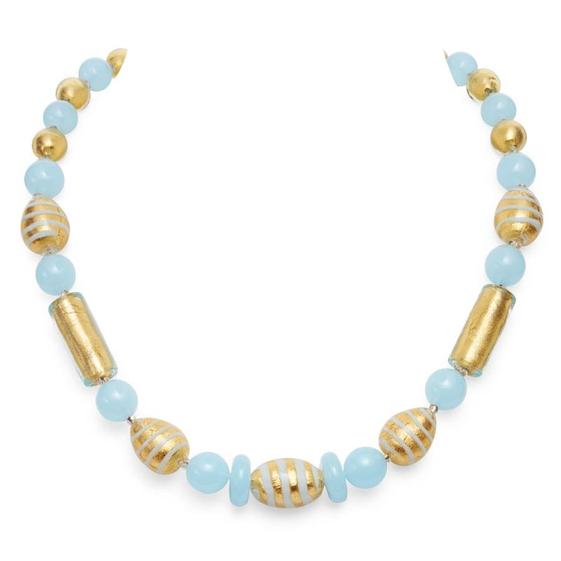 Celestina Murano Glass Classic Necklace