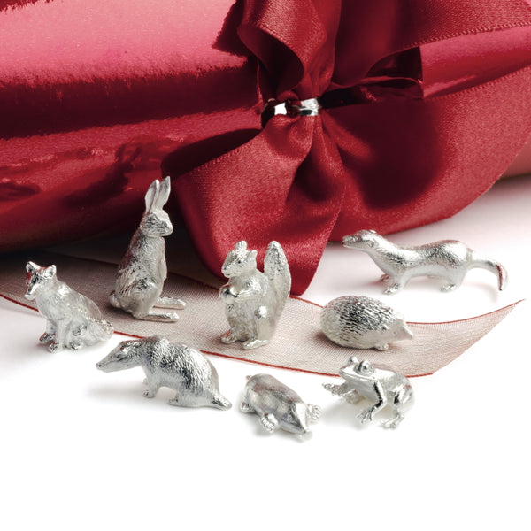 Squirrel Cracker or Pudding Charm