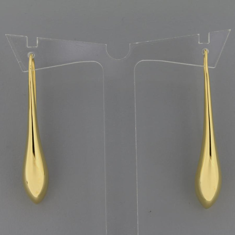 Golden Anther Earrings