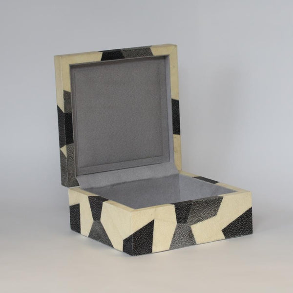 K452 Dazzle Shagreen Box