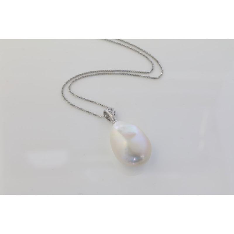 Cathay Giant Baroque Pearl Pendant