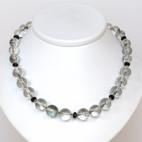 M319 Lodolite Necklace SAMPLE