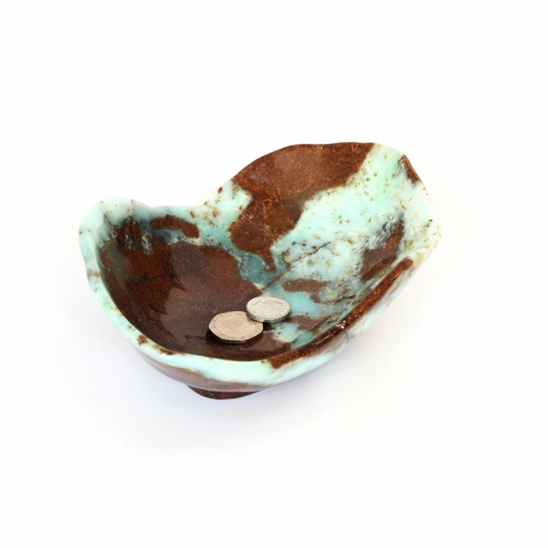 M384 Chrysoprase Bowl SAMPLE