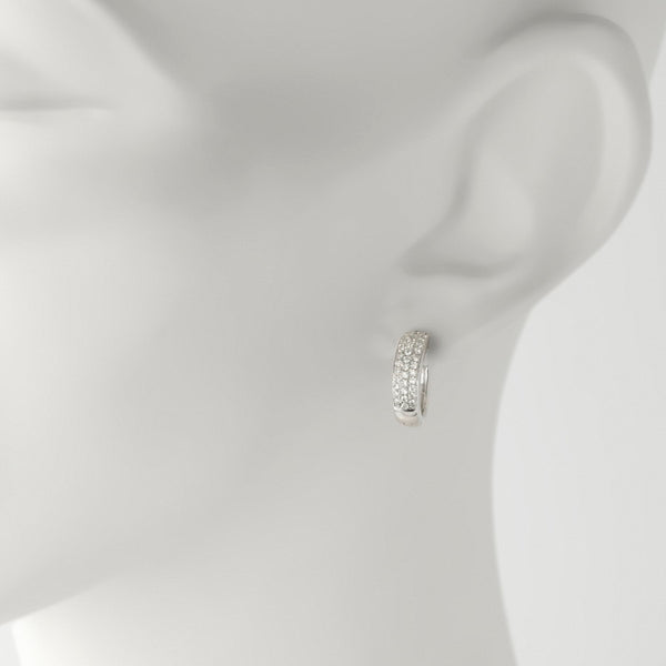 Maxine Diamond & 18ct White Gold Earrings CLEARANCE save £295