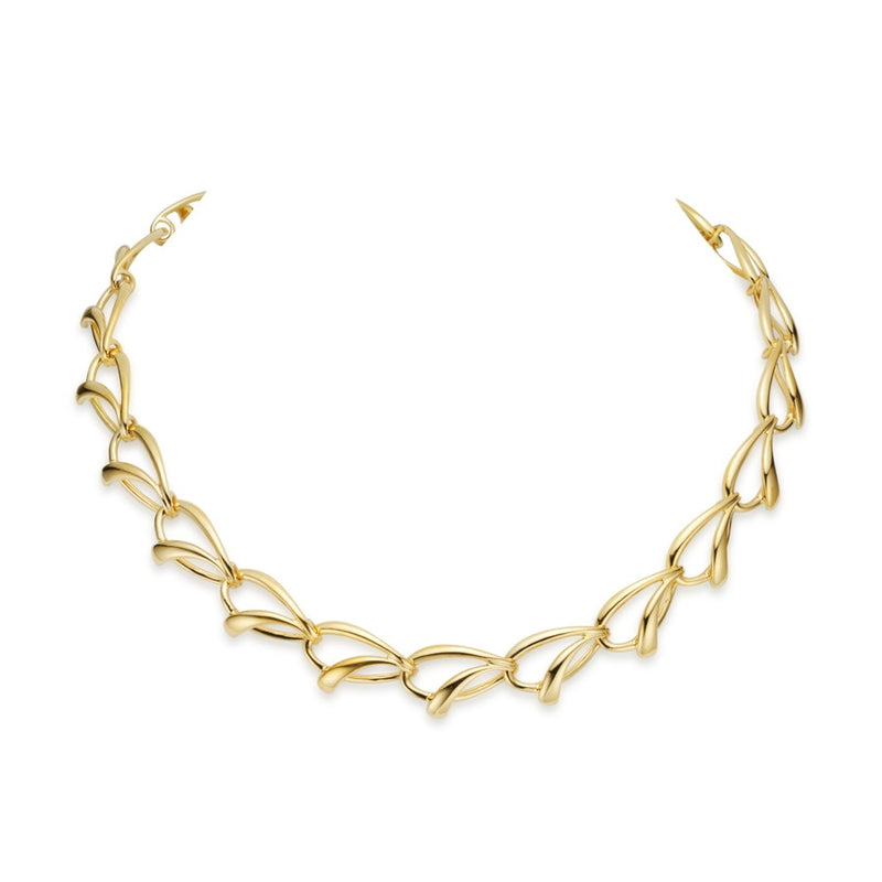 Gilded Nerine Necklace