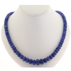 Q53 Tanzanite Necklace FINE & RARE
