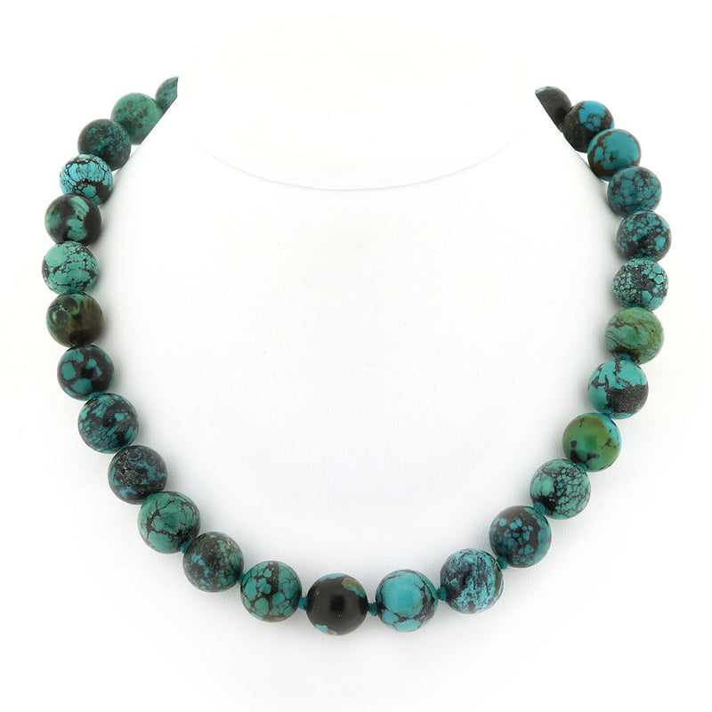 R104 Hubei Turquoise Necklace SAMPLE