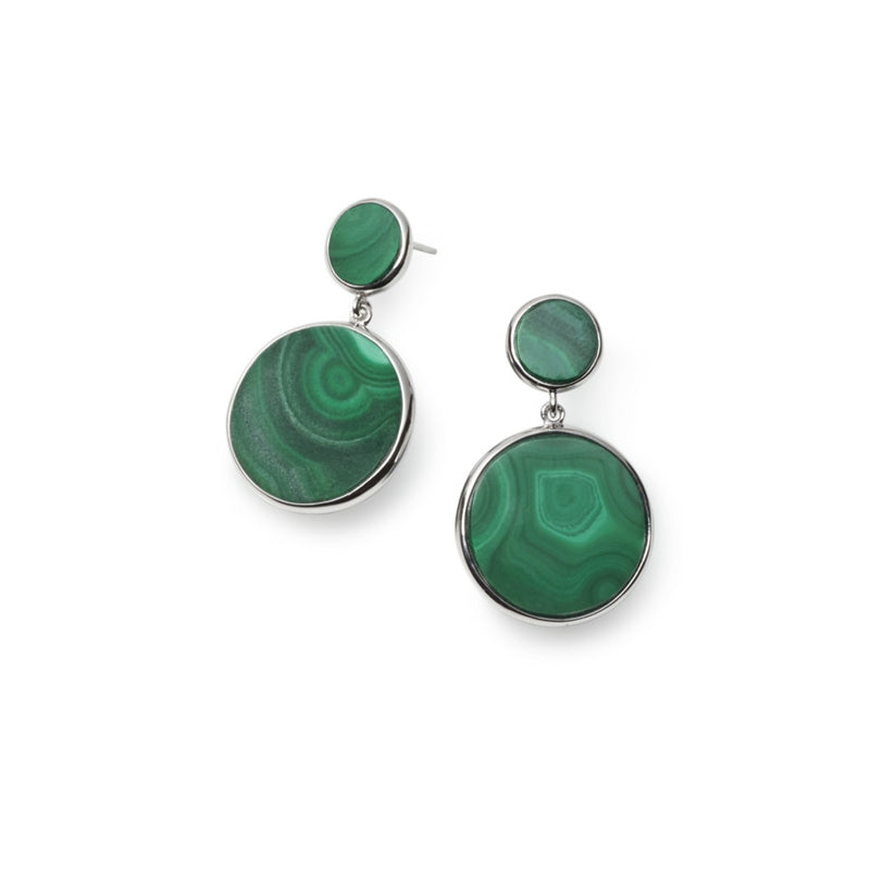 Tamara Malachite Earrings