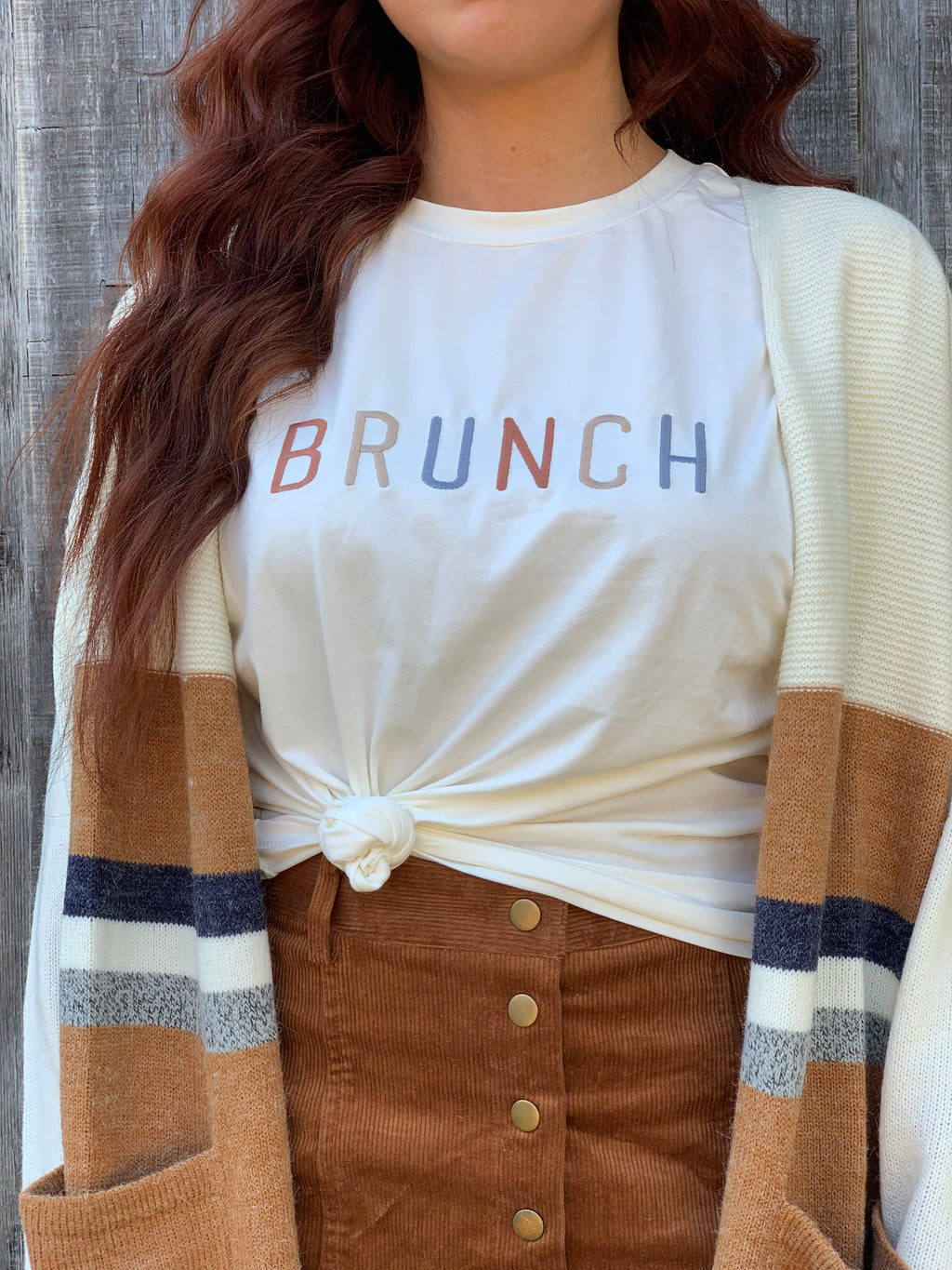 BRUNCH T-SHIRT