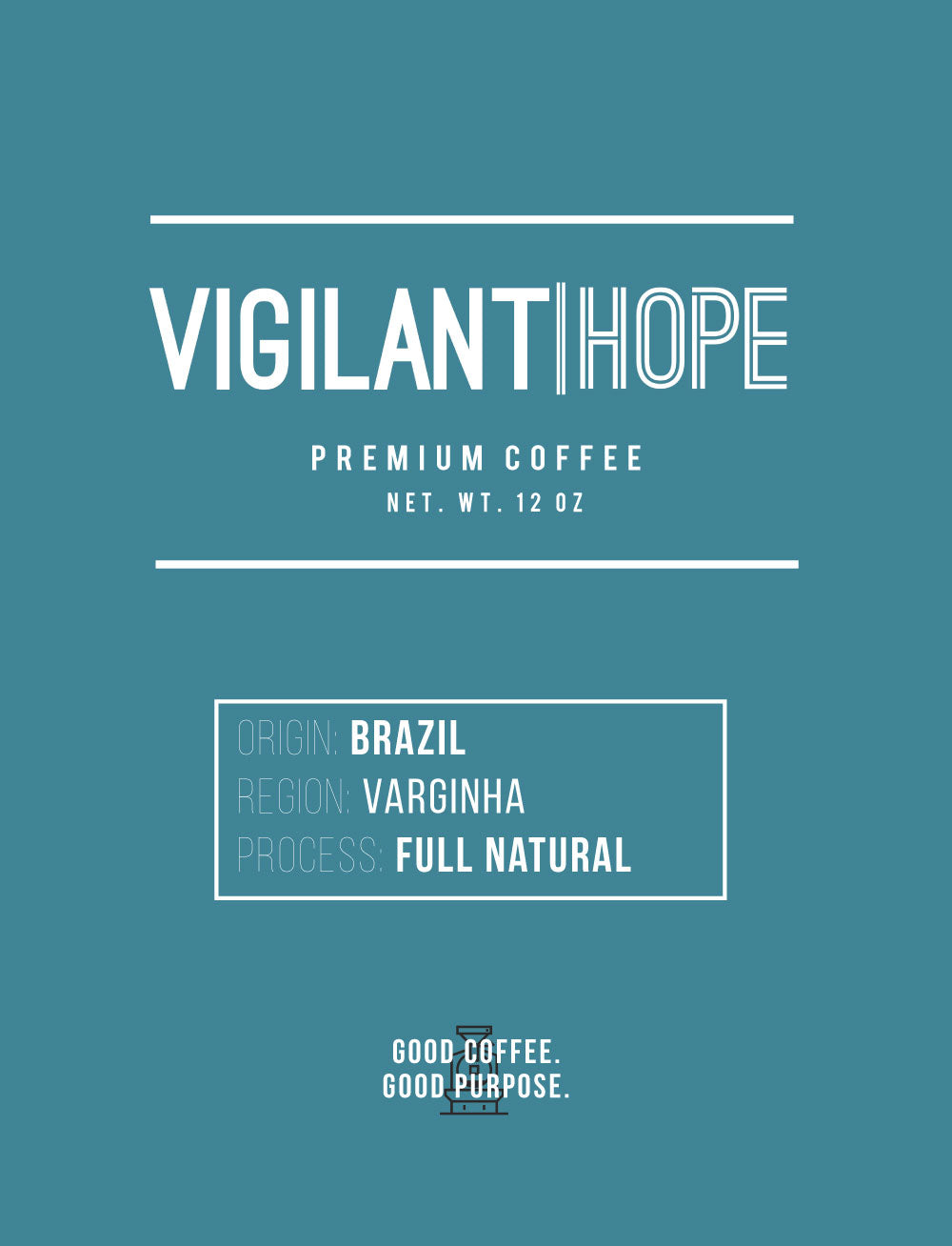 Brazillian Coffee (5 Pound Bag)