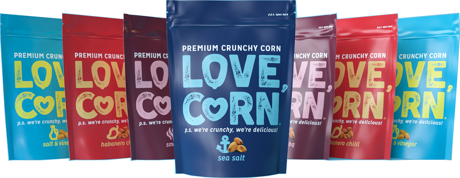 LOVE CORN USA