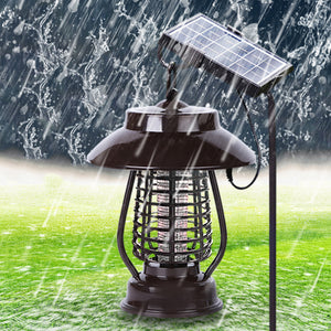 Solar Mosquito Repellent Lamp