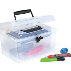 NUF 2in1 Transparent Assortment Box