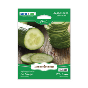 Japanese Cucumber Seeds