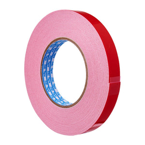 Super Strong Double-Sided White Pe Foam Mounting Tape (18Mm X 10M), ,Steve & Leif - greenleif.sg