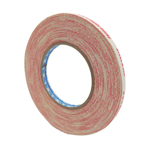 Super Sticky Double Sided Tissue Tape (50Y) 8mm, ,Steve & Leif - greenleif.sg