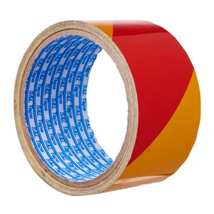 Yellow/Red Reflective Tape // (48mm x 5m), ,Steve & Leif - greenleif.sg