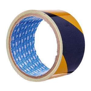 Yellow/Black Reflective Tape // (48mm x 5m), ,Steve & Leif - greenleif.sg