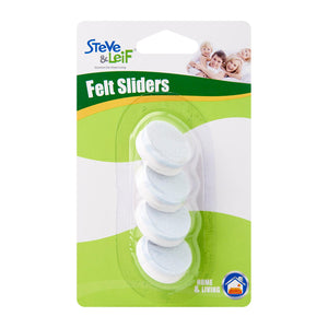 Round Furniture Felt Protector With Nail (32mm), ,Steve & Leif - greenleif.sg