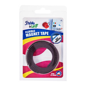Flexible Magnet Tape (12mmx0.8m), ,Steve & Leif - greenleif.sg